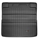 WeatherTech® Custom  Behind 2nd Row Seating Cargo/Trunk Liner, Black | WeatherTech