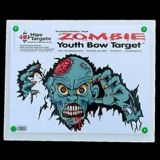 Hips Zombie Youth Bow Target