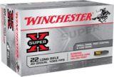 Winchester 22 Long Rifle 29 Grain Super-X Ammunition | Winchester | Canadian Tire