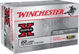 Winchester 22 Long Rifle 40 Grain Super-X Ammunition | Winchester | Canadian Tire