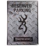 Affiche de stationnement réservé Browning, argent | Browning | Canadian Tire