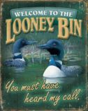 Wild Wings Looney Bin Tin Sign | Wild Wings | Canadian Tire