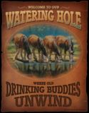 Plaque métal Wild Wings Welcome Watering Hole | Wild Wings | Canadian Tire