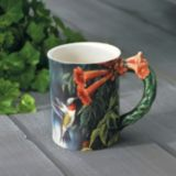 Tasse sculptée Wild Wings, colibri | Wild Wings | Canadian Tire