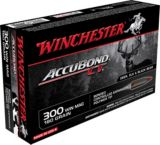 Munitions Winchester Accubond 300 Win Mag, 180 grains | Winchester | Canadian Tire