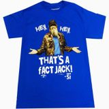 Duck Dynasty Men's T-Shirt, Hey, Hey That's A Fact Jack | Duck Dynasty | Canadian Tire