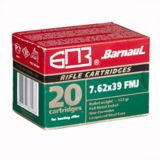 Barnaul 7.62x39 FMJ 123-Grain Rifle Cartridges | Barnaul | Canadian Tire