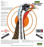 Primos Shotgun Patterning Turkey Target, 12-pk | Primos