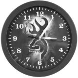 Browning Gray Morning Mist Wall Clock, Black/Grey, 14-in | Browning | Canadian Tire