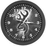 Horloge murale Browning, brume matinale, noir et gris, 14 po | Browning | Canadian Tire