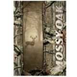 Plaque en métal, cerf de Virginie Mossy Oak, 16,75x11,75 po | Realtree | Canadian Tire