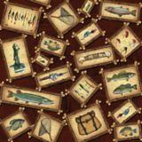 Fishing Theme Napkins, 20-pk
