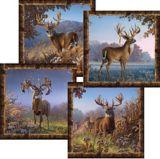 Deer Napkins, 20-pk