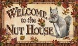 Tapis d'entrée Welcome To The Nut House, 18 x 30 po | Rivers Edge Gifts | Canadian Tire