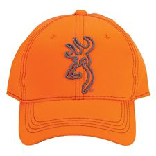 Browning Blaze Orange Hunting Cap  4779c8e5cd7