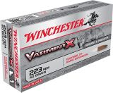 Munitions Winchester Varmint X .223, 40 g | Winchester | Canadian Tire