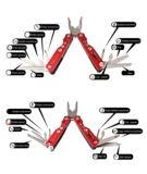 Outbound 4-Piece Multi Tool Set | Outbound