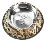 Browning Mossy Oak Blades Stainless Steel Pet Dish | Browning | Canadian Tire