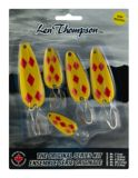 Len Thompson 5 Of Diamonds Spoon Kit, Siwash, 5-pc