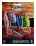 Cuillers Len Thompson Platinum, Siwash, 5 pces