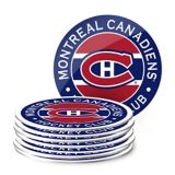 Montreal Canadiens Coaster Set, 4-pk | NHL | Canadian Tire