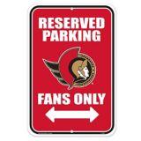 Affiche de stationnement réservé, Sénateurs d'Ottawa | NHL | Canadian Tire