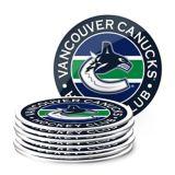 Vancouver Canucks Coaster Set, 4-pk | NHL | Canadian Tire