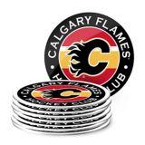 Sous-verres, Flames de Calgary, paq. 4 | NHL | Canadian Tire