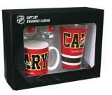 Ensemble-cadeau de 4 verres, Flames de Calgary | NHL | Canadian Tire