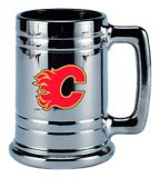 Chope chromée, Flames de Calgary, 15 oz | NHL | Canadian Tire