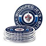 Sous-verres, Jets de Winnipeg, paq. 4   NHL   Canadian Tire