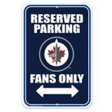 Winnipeg Jets Reserved Parking Sign | NHL | Canadian Tire