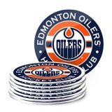 Sous-verres, Oilers d'Edmonton, paq. 4 | NHL | Canadian Tire