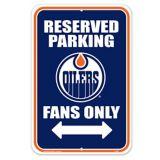 Affiche de stationnement réservé, Oilers d'Edmonton | NHL | Canadian Tire