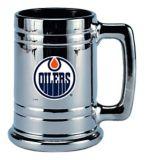 Chope chromée, Oilers d'Edmonton, 15 oz | NHL | Canadian Tire