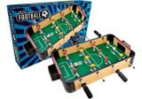 Wood Tabletop Foosball Table, 20-in