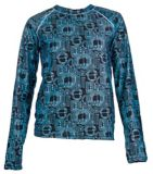 Kombi Fleece Thermal Top, Youth, Black/Ocean Electron | Kombi | Canadian Tire