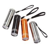 LED Aluminum Flashlight, 4-pk | Worth Lite | Canadian Tire