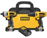 Perceuse et tournevis à percussion DEWALT sans fil, 12 V | Dewalt | Canadian Tire