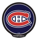 Logo rétroéclairé à DEL PowerDecal, Canadiens de Montréal