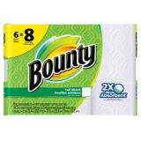 Bounty 6=8 Roll Paper Towel | Bounty | Canadian Tire