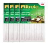 Filtres Filtrete, paq. 4 | Filtrete | Canadian Tire