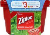 Bols des Fêtes Ziploc, grand, paq. 2 | Ziploc | Canadian Tire