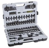 Stanley Black Chrome Socket Set, 143-pc | Stanley | Canadian Tire