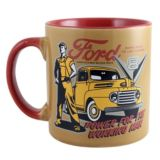 Vintage Ford Oversize Coffee Mug | Ford | Canadian Tire