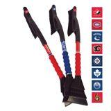 Brosse à neige en forme de bâton de hockey