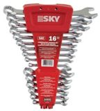 SKY 16-piece Wrench Combo, SAE | SKY | Canadian Tire