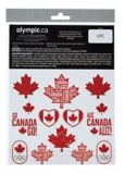 Tatouages temporaires Olympiques canadiennes | Olympics | Canadian Tire