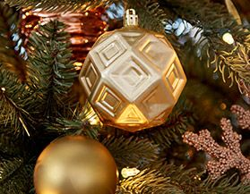 Christmas Ornaments & Tree Décor