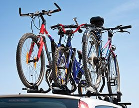 CCM BIKE RACKS & CARRIERS